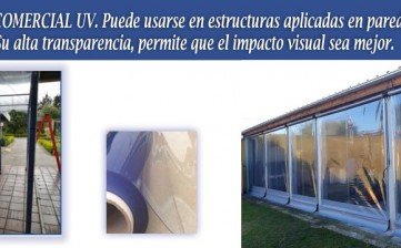 CLEAR COMERCIAL UV.